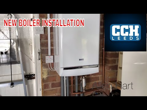Customer Complaint Noisy New Boiler Day in the life of a Plumber / Gas Engineer