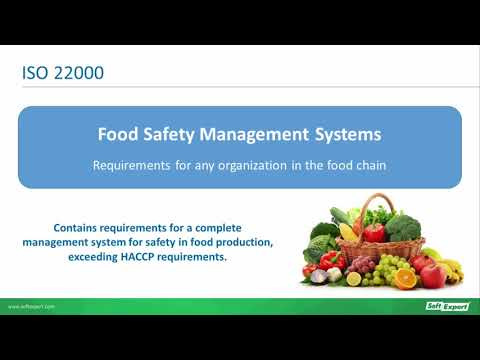 Understanding food safety under ISO 22000   Webinar   SoftExpert