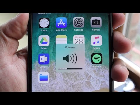 iOS 12 Might Bring a New Volume Indicator!
