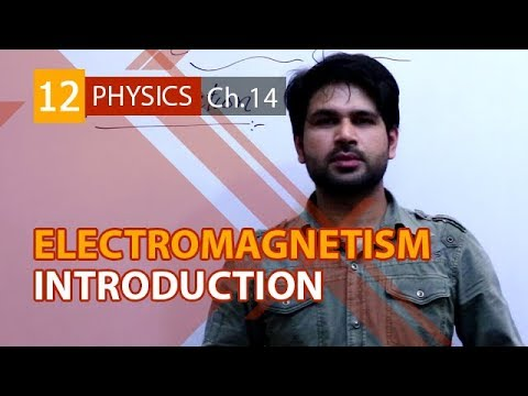 FSC Physics book 2 Ch 14,Magnetic field due Current Long Straight Wire-Phy Ch 14 Electromagnetism