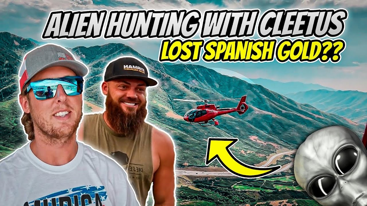 My Experience With Skinwalker's and UFO's At Blind Frog Ranch (Plus Lost Spanish Gold!)