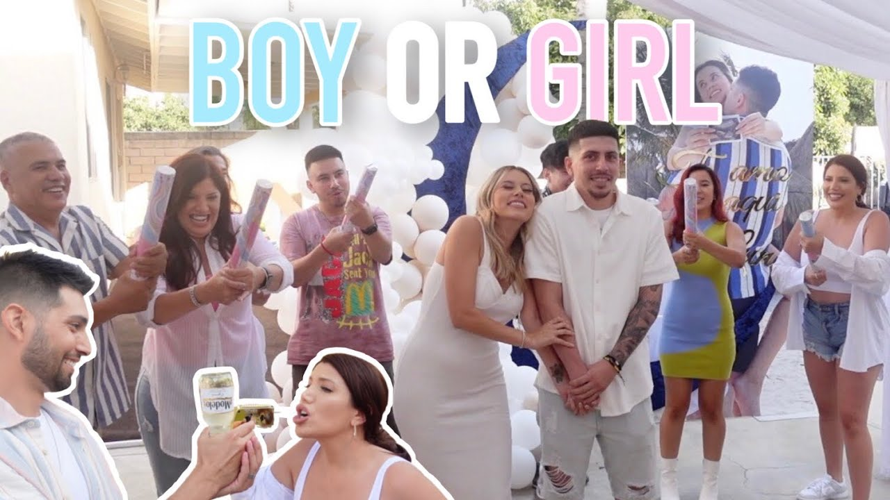 MY BROTHER'S GENDER REVEAL!! *EMOTIONAL*
