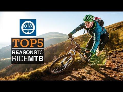Top 5 - Reasons Road Cyclists Should Try Mountain Biking