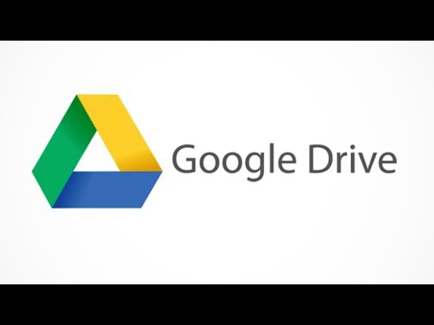 HOW to install GOOGLE DRIVE on your computer!