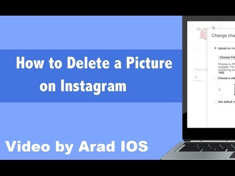 How to Delete a Picture (iPhone & iPad) on Instagram