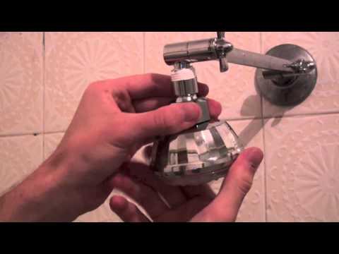 DIY Install LED Shower Australia demo