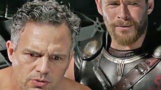 Thor 3: Ragnarok - The Strongest Avenger | official trailer (2017)