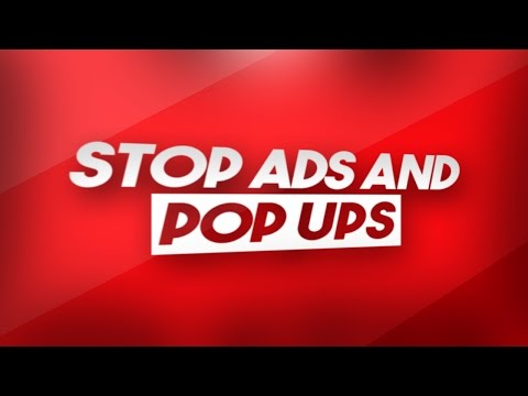 How To Stop Ads And Pop Ups On Google Chrome 2017