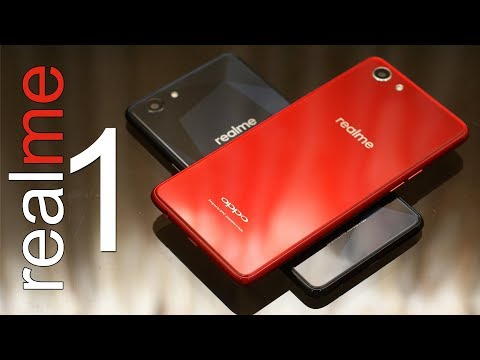 Realme 1 review - Performance, Gaming, test, camera, battery, the complete review!