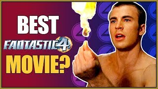Download FANTASTIC 4 (2005) MOVIE REVIEW - Double Toasted Video