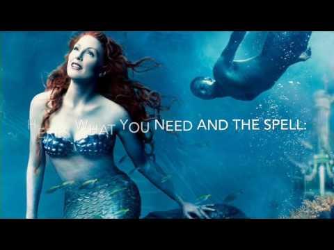 Mermaid spell really works
