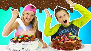 Download CAKE CHALLENGE!!! Video