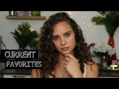 Current Beauty Favorites | Summer 2017