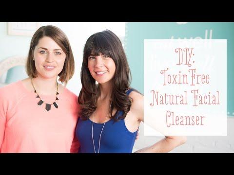 DIY: Natural Facial Cleanser