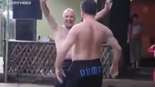 ცეკვა მუცლური სურამის რესტორანში ინტერნეტს აფეთქებს!!!
