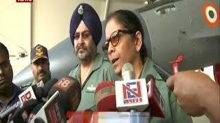 रक्षा मंत्री निर्मला सीतारमण ने