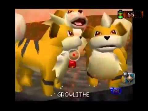 Pokemon snap growlithe world record strategy