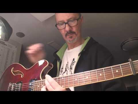 Ibanez Artcore Guitar Set Up