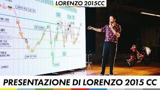 Presentazione di Lorenzo 2015 CC