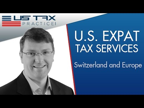 US Expat Tax Services In Switzerland
