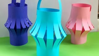 Download How To Make A Chinese Paper Lantern | Fun Kids Activities Video