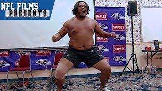 Ed Mulitalo is the Polynesian Warrior of Football   NFL Films Presents