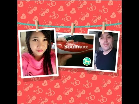 Filipina-American LDR Phil&Joy -  (Part1 Online dating - My Happiness)