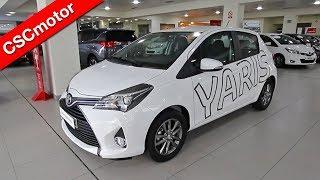 Toyota Yaris | 2014 - 2017 | Revisión En Profundidad