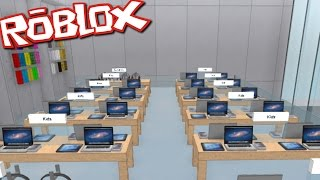 Free Iphones In Roblox Apple Store Tycoon