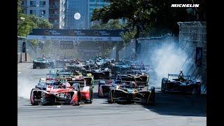 Highlights Montreal ePrix - Race 2 - 2016/2017 FIA Formula E - Michelin Motorsport