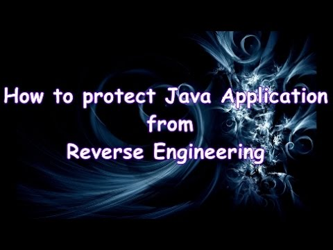 How to protect(from reverse engineering), optimize Java Applications(JAR, SERVLET, CLASS, APPLET)