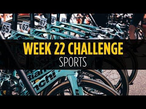 Week #22 - Sports Photography - Photo Challenge