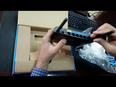 Linksys Router  N300 Review & Firmware Upgrade