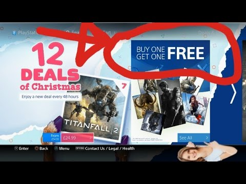 PS4 BUY 1 GET 1 FREE EU - NEW FREE TO PLAY GAME