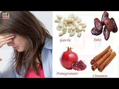 Treatment for Infertility for Female - Natural Home Remedies To Boost Fertility!!