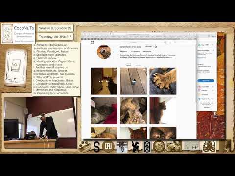 S8E23d: Pratchett update