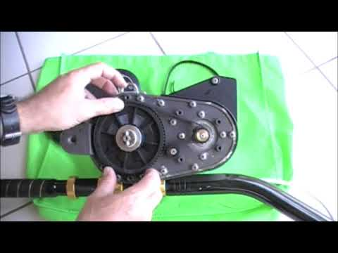 KRISTAL ELECTRIC FISHING REELS BELT REPLACEMENT 621