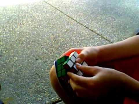 How to make your rubik's cube spin faster (the RIGHT way)