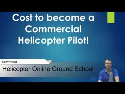 How much does is cost to become a Commercial Pilot?