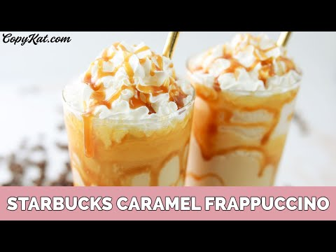 How to make Starbucks Frappuccino