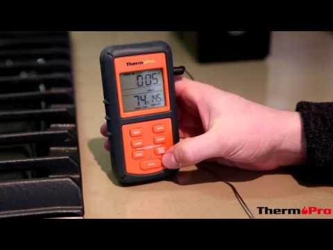ThermoPro TP 06 Digital Thermometer   Introduction