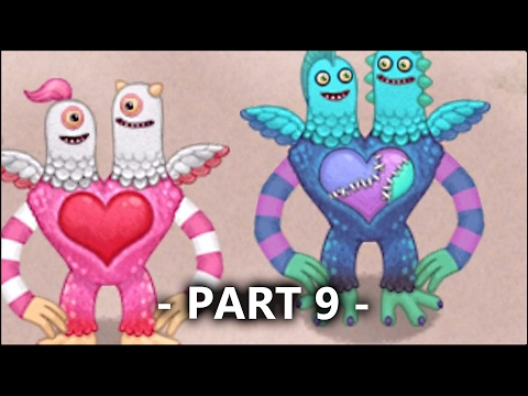 How to Breed Rare Schmoochle (Valentine's 2017) Gameplay Part 9 | My Singing Monsters