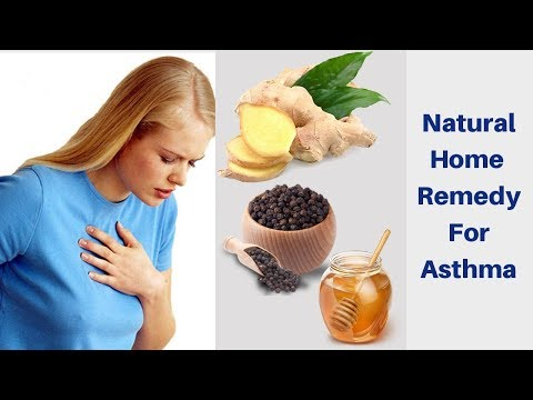 Home Remedies For Breathing Problem | Cure Asthma Naturally at Home