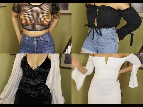 boohoo Summer Try On Haul! | Dana Alexia