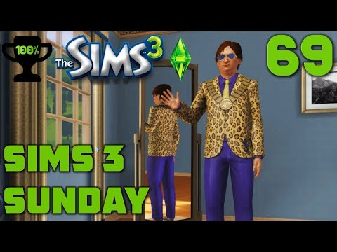 CEO of a Mega Corporation - Sims Sunday Ep. 69 [Completionist Sims 3 Playthrough]