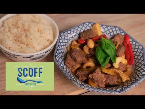Chilli Beef Stir Fry With Cashew Nuts | The Body Coach