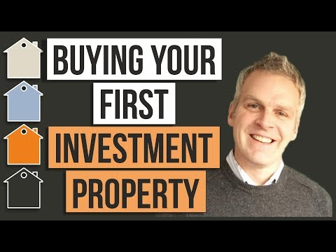 Your First Investment Property | Buy To Let UK Property investing | Property Business | Real Estate