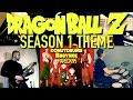 Dragon Ball Z Season 1 Theme Donutdrums Bboynoe Jparecki95