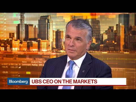 UBS CEO Ermotti on Client Sentiment, Fed and Bitcoin
