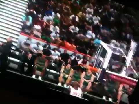 NBA 2k11 7 point play
